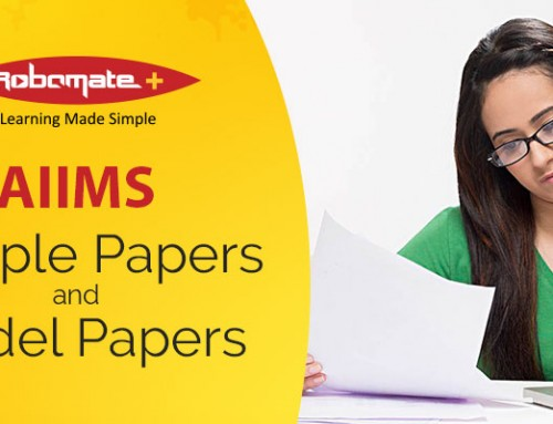 AIIMS Sample Papers and Model Papers