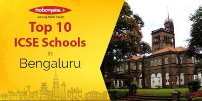 Top 10 ICSE Schools in Bengaluru - Robomate+