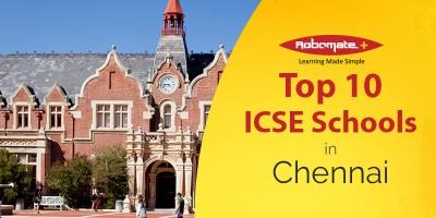 Top 10 ICSE Schools in Chennai - Robomate+