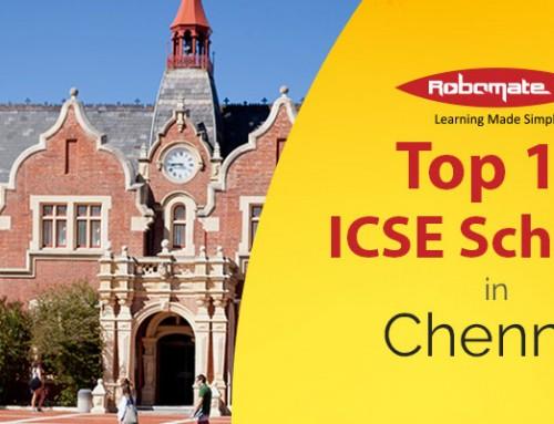 Top 10 ICSE Schools in Chennai