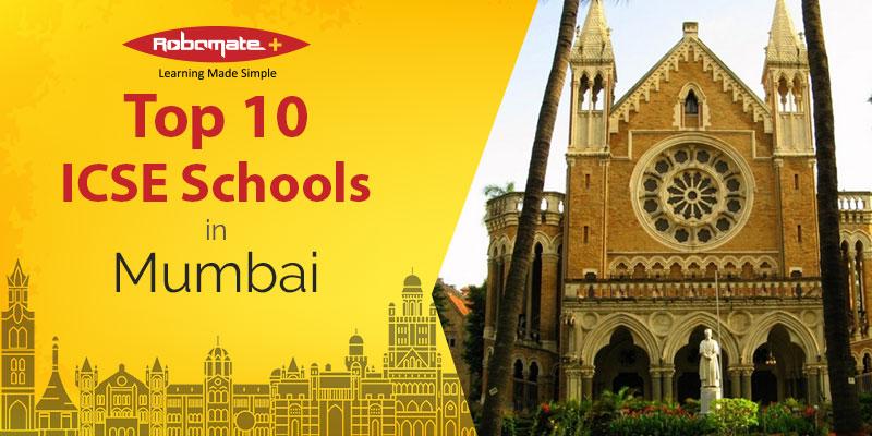 Top 10 ICSE Schools in Mumbai - Robomate+