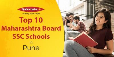 Top 10 Maharashtra Board SSC Schools in Pune - Robomate Plus