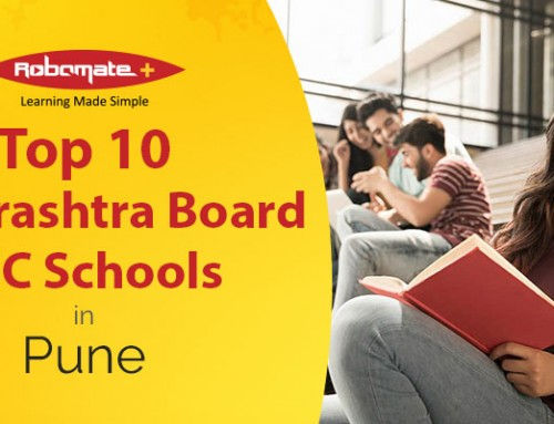 Top 10 Maharashtra Board SSC Schools In Pune