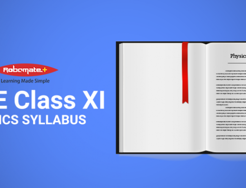 CBSE Class XI Physics Syllabus