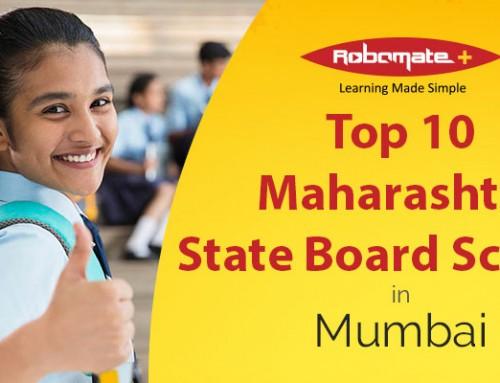 Top 10 Maharashtra State Board schools in Mumbai
