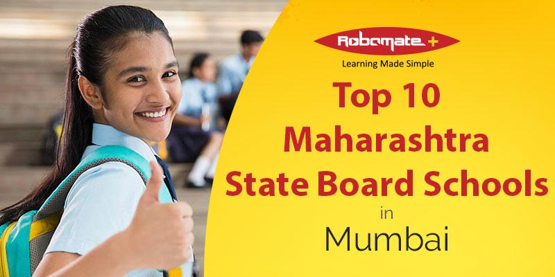 Top 10 Maharashtra State Board schools in Mumbai - Robomate+