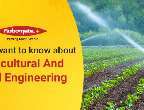 All You Want to know About Agricultural and Food Engineering