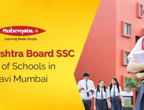 List of Schools in Navi Mumbai – Maharashtra Board SSC