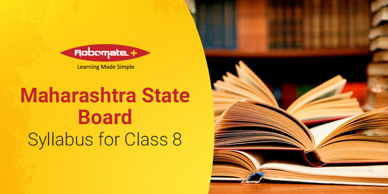 Maharashtra State Board Syllabus 8th Standard English Medium
