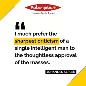 Robomate Johannes Kepler
