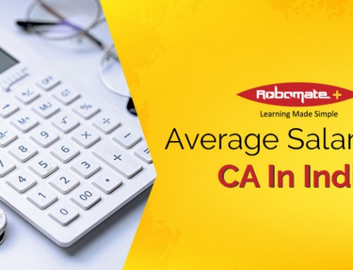 Average Salary of a CA in India