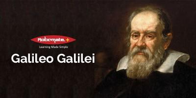 Galileo Galilei Inventions - Robomate+
