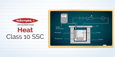 Class 10 SSC Heat
