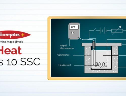 Heat Class 10 SSC