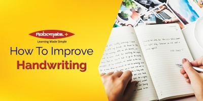 Robomate+ - Improve Handwriting