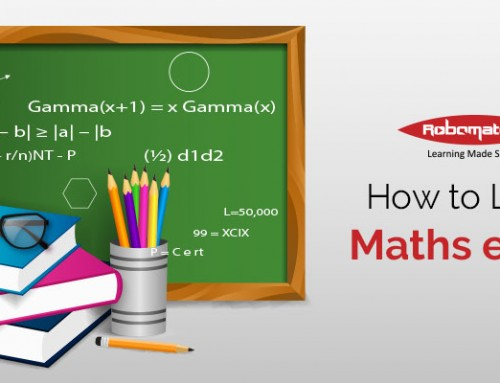 How to learn Maths Easily
