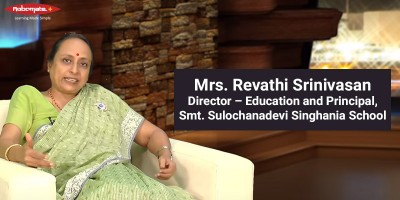 Mrs. Revathi Srinivasan - Robomate+