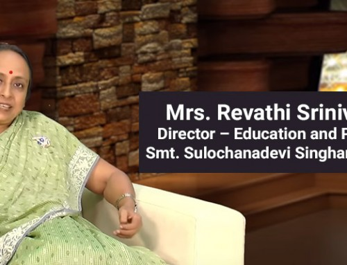Mrs. Revathi Srinivasan talks about the Advantages of Technology in Education