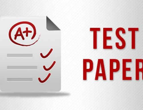 KVPY Sample Paper