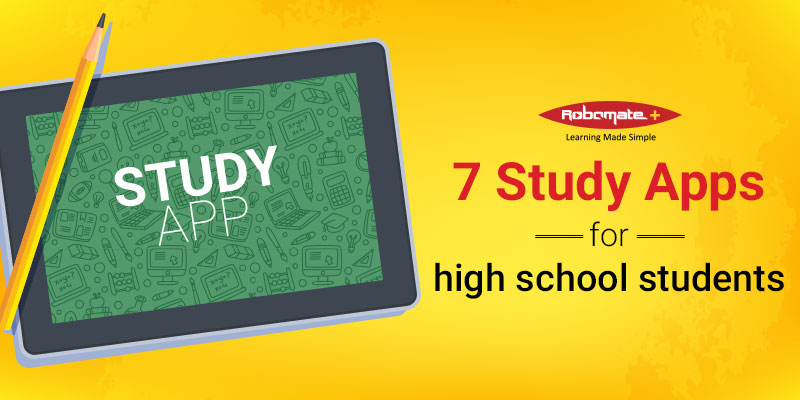 7 study apps for high school students