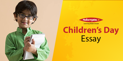 Children's Day Essay - Robomate+