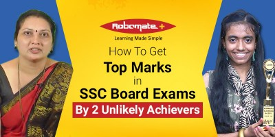 2 Unlikely Achievers of SSC Board Exam - Robomate+