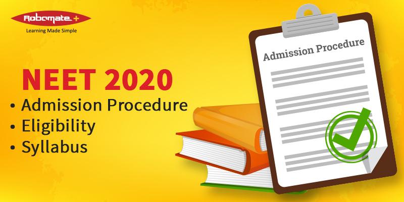 registration syllabus application NEET 2020