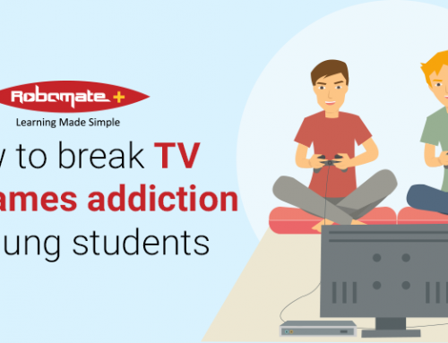 Video Games & TV Addiction – How to Break it?