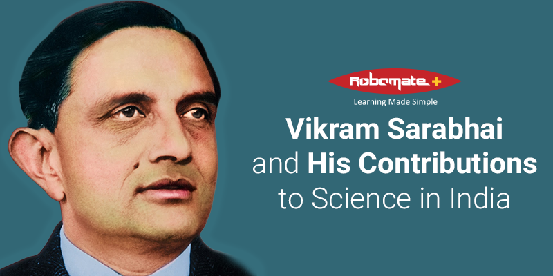 Robomate Vikram Sarabhai