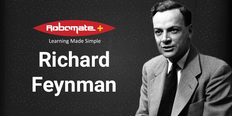 Richard Feynman - Robomate+